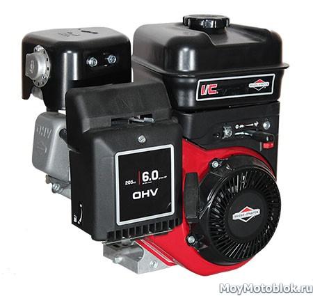 Двигатели Briggs & Stratton I/C для мотоблоков