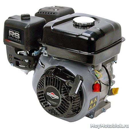 Двигатели Briggs & Stratton RS для мотоблоков