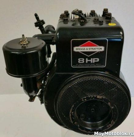 Двигатель Briggs & Stratton I/C 195400 для мотоблоков