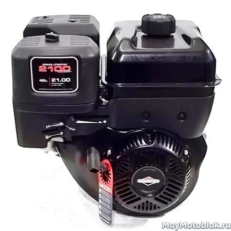 Двигатель Briggs & Stratton 2100 series для мотоблоков