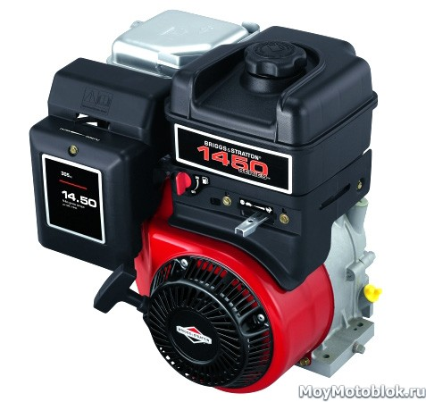 Briggs & Stratton 1450 SERIES красный
