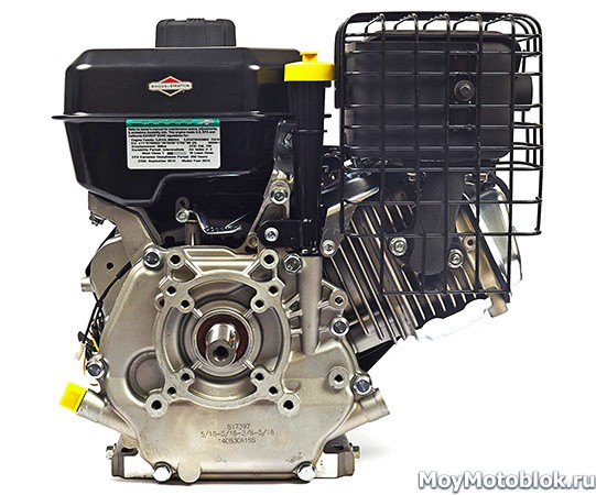 Briggs&Stratton 1450 SERIES сзади