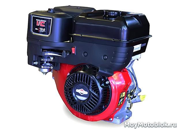 Двигатель Briggs & Stratton I/C 10.0: красный
