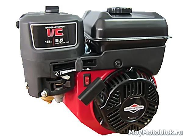 Двигатель Briggs & Stratton I/C 5.5 для мотоблоков