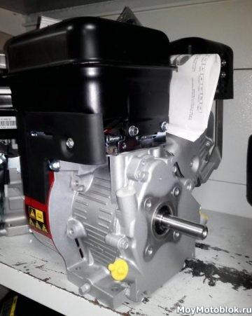 Двигатель Briggs & Stratton I/C 6.0: вал