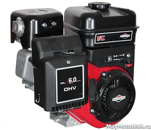 Двигатель Briggs & Stratton I/C 6.0 л.с.