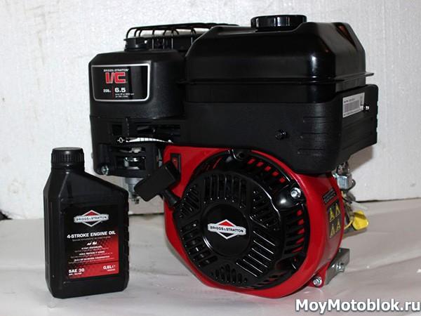 Двигатель Briggs & Stratton I/C 6.5 л. с.