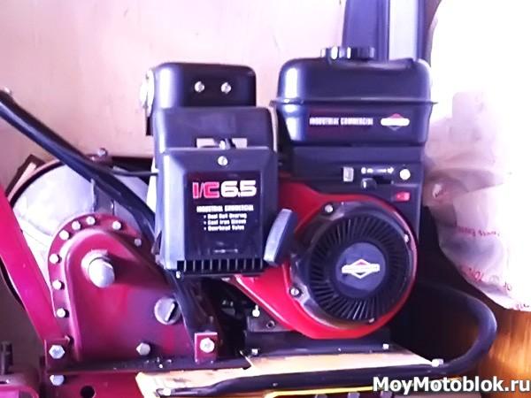 Двигатель Briggs & Stratton I/C 6.5 на мотоблоке