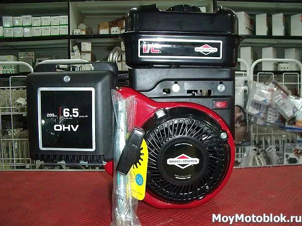 Двигатель Briggs & Stratton I/C 6.5: вариант старой модели