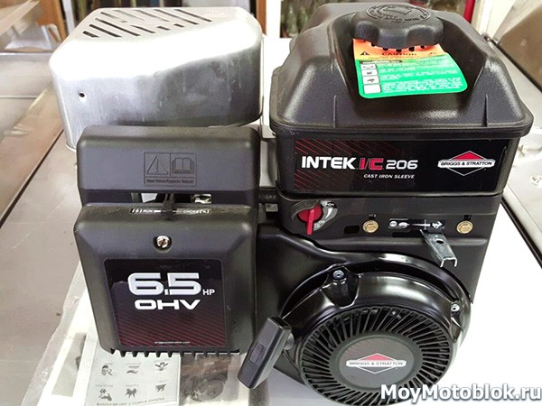 Briggs & Stratton Intek I/C 6.5: черный