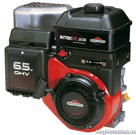 Briggs & Stratton Intek I/C 6.5: красный