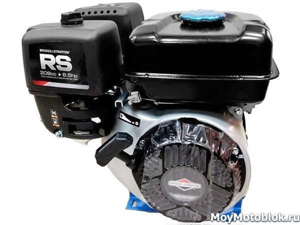 Мотор Briggs & Stratton RS950 на 6.5 л.с.