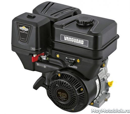 Двигатель Briggs & Stratton Vanguard 10.0 для мотоблоков
