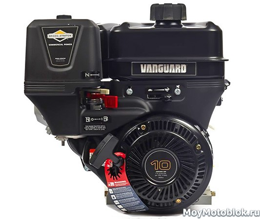 Мотор Briggs&Stratton Vanguard мощностью 10.0 HP