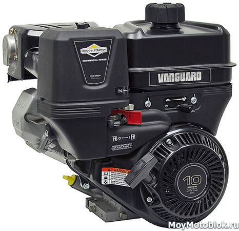 Двигатель Briggs & Stratton Vanguard 10.0 л. с.