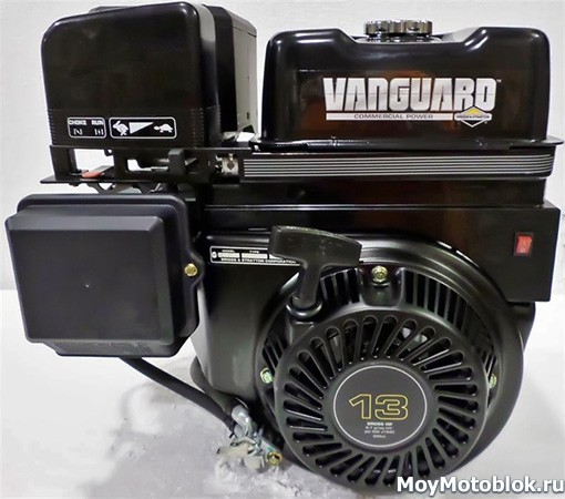 Двигатель Briggs & Stratton Vanguard 13.0 л. с.