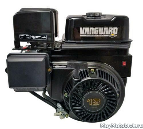 Двигатель Briggs & Stratton Vanguard 13.0 на мотоблок