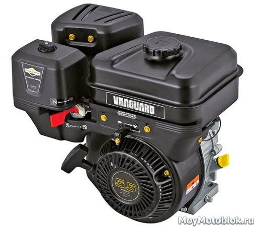 Двигатель Briggs & Stratton Vanguard 5.5 для мотоблоков