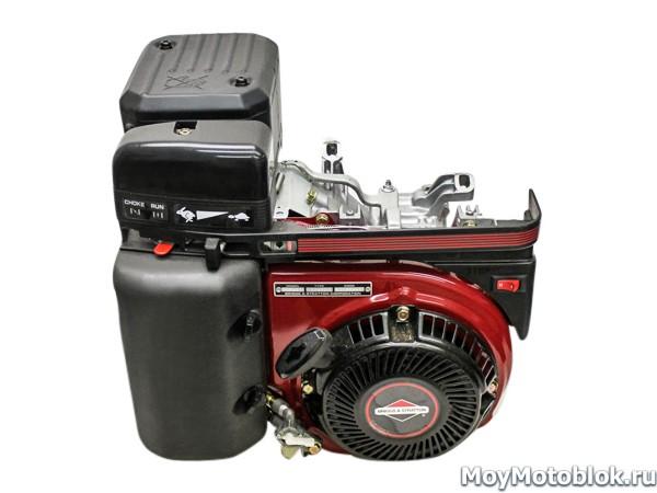 Двигатель Briggs & Stratton Vanguard 5.5 красный