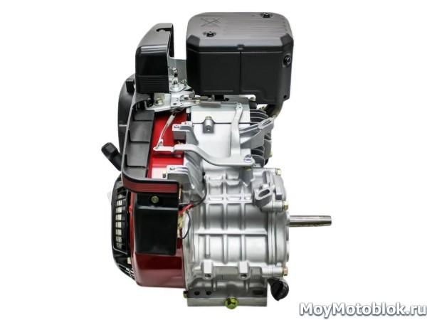 Двигатель Briggs & Stratton Vanguard 5.5: вид сбоку