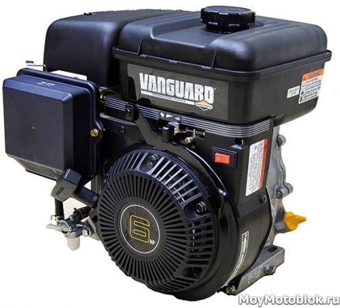 Двигатель Briggs & Stratton Vanguard 6.0 для мотоблоков