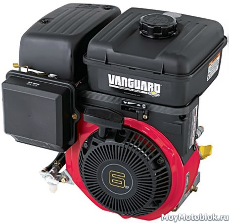 Двигатель Briggs & Stratton Vanguard 6.0 л. с.