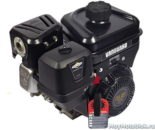 Двигатель Briggs & Stratton Vanguard 6.5 л. с.