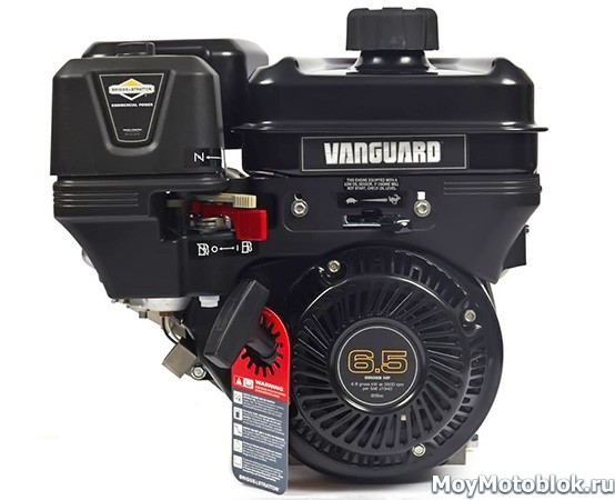 Двигатель Briggs & Stratton Vanguard 6.5 на мотоблок