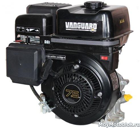 Двигатель Briggs & Stratton Vanguard 7.5 для мотоблоков