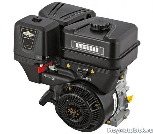 Двигатель Briggs & Stratton Vanguard 8.0 для мотоблоков