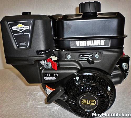 Двигатель Briggs & Stratton Vanguard 8.0 л. с.