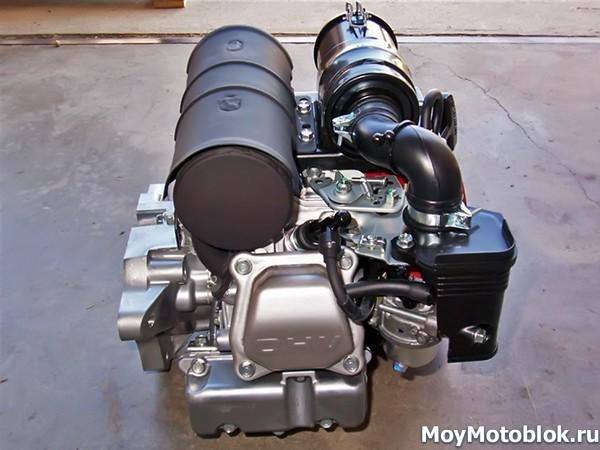Двигатель Honda GX-120 3.5 л. с.