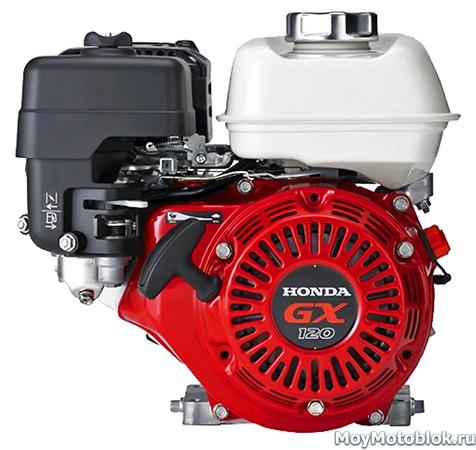 Honda GX-120 объемом 188cc (куб.см)