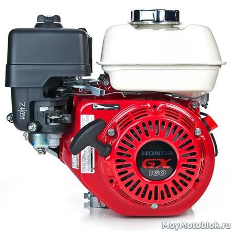 Мотор Хонда GX160 мощностью 5.0 л.с.