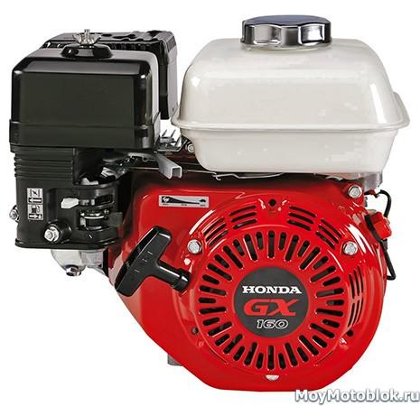 Мотор Honda GX160 на мотоблок