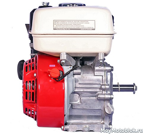 Мотор Honda GX390 мощностью 11HP