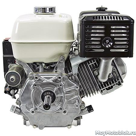 Двигатели Honda GX390 CDI: вид сзади