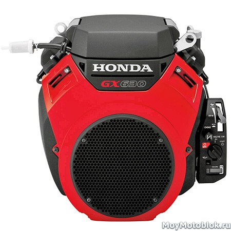 Мотор Хонда GX630 мощностью 21 л.с.