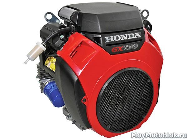 Мотор Honda GX630 на мотоблок