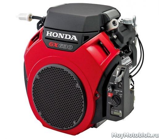 Двигатель Honda GX-630 (GX630) для мотоблоков