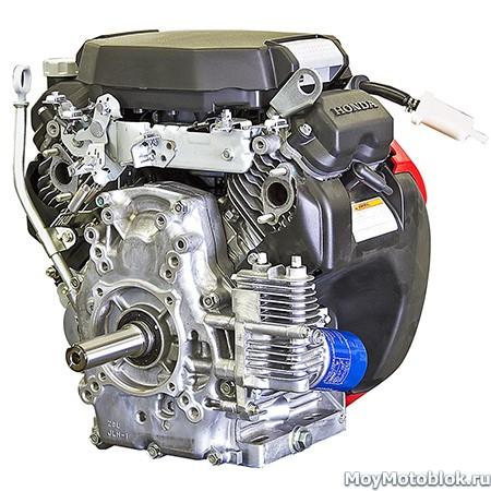 Двигатель Хонда GX-660: вал