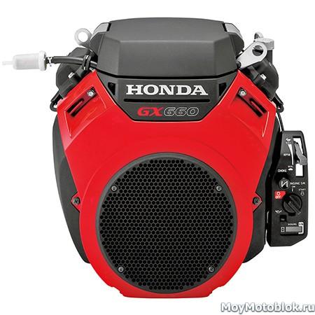 Мотор Honda GX660 на мотоблоки