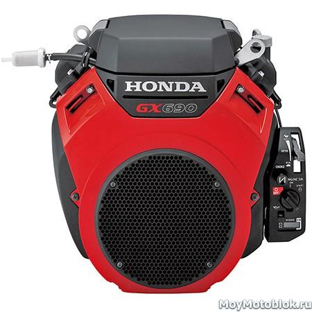 Двигатели Honda GX690 на мотоблок