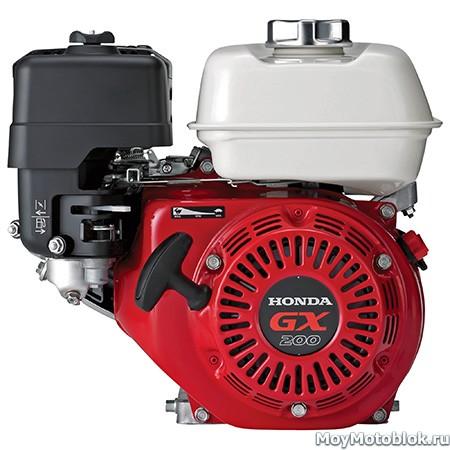 Мотор Honda GX200 на мотоблок