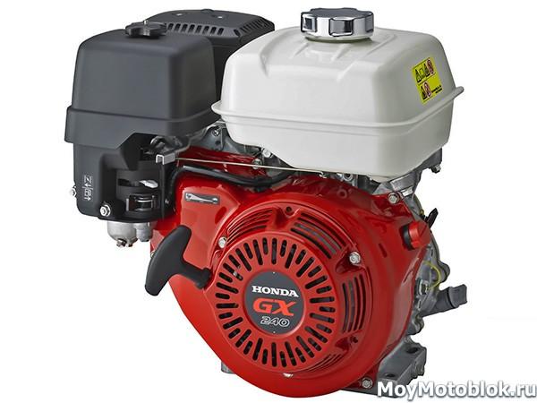 Мотор Honda GX240 на мотоблок