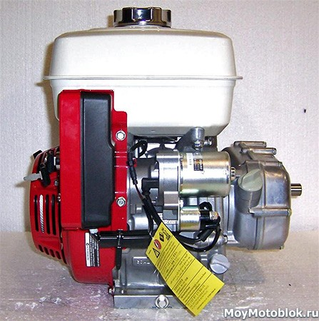 Двигатели Honda GX-270 (GX270)