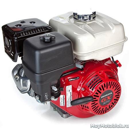 Мотор Хонда GX270 CDI мощностью 8.5 л.с.
