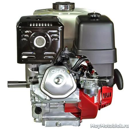Мотор Honda GX340 CDI: расположение сбоку