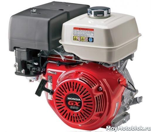Двигатель Honda GX390 (GX-390) для мотоблоков