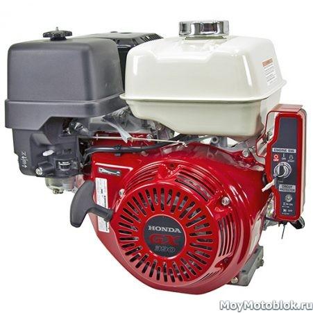 Двигатель Honda GX390 CDI для мотоблоков